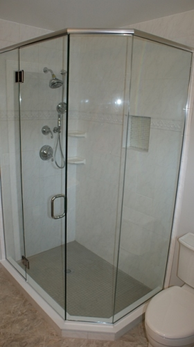shower door 13