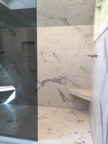 Shower door 49A
