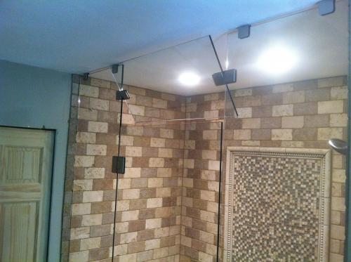 Shower door 19