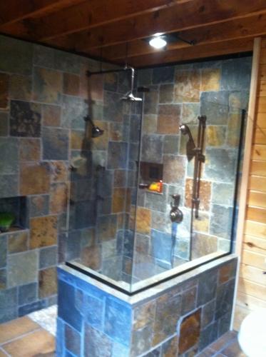 Shower door 20