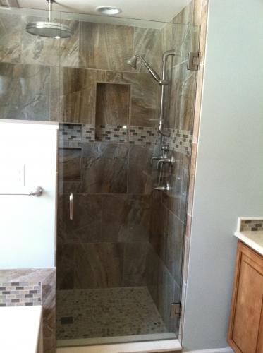 Shower door 22