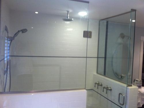 Shower door 23