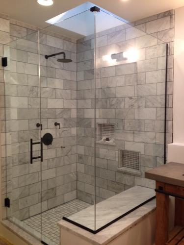 Shower door 51