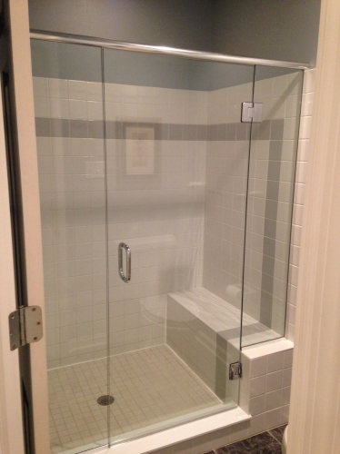 Shower Door 32