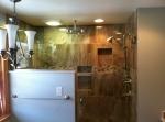 Shower door 21